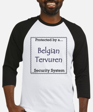Terv Security Baseball Jersey