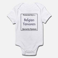 Terv Security Infant Bodysuit