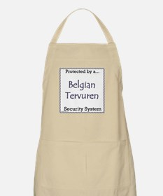 Terv Security BBQ Apron