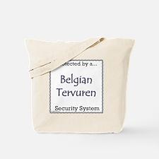 Terv Security Tote Bag