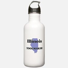 Illinois Toolmaker Water Bottle