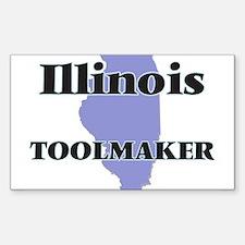 Illinois Toolmaker Decal