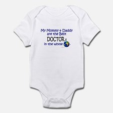Best Doctors In The World Infant Bodysuit