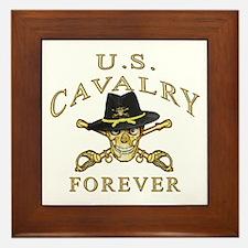 Cavalry Forever Framed Tile
