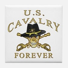 Cavalry Forever Tile Coaster