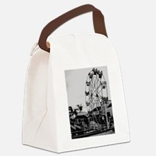 Balboa Island Canvas Lunch Bag