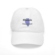 Illinois Toxicologist Baseball Cap