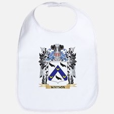 Watson Coat of Arms - Family Crest Bib