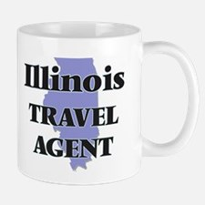 Illinois Travel Agent Mugs