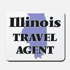Illinois Travel Agent Mousepad