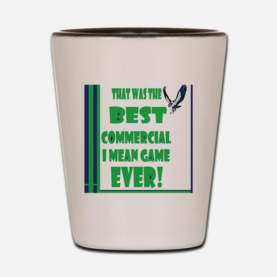Game, Commercial Ever Shot Glass