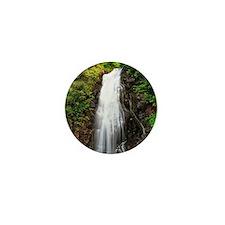 small waterfall in Val di Sole Mini Button
