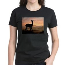 Alpaca Sunset Tee