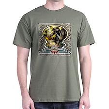 bow hunting art this bow hunt T-Shirt