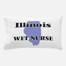 Illinois Wet Nurse Pillow Case