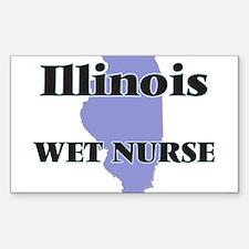 Illinois Wet Nurse Decal