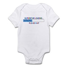 SUPERSTAR LOADING... Infant Bodysuit