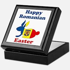 Romanian Easter Keepsake Box