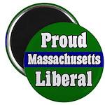 Massachusetts Liberal Magnet