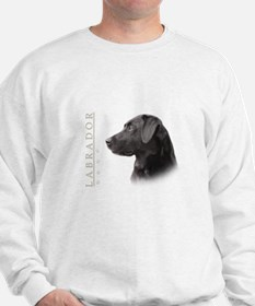 Unique Black lab Sweatshirt