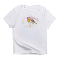 Watercolour Robin Infant T-Shirt