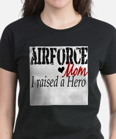 Cool Proud air force mom Tee