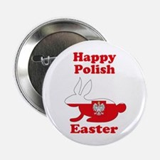 "Polish Easter 2.25"" Button (10 pack)"