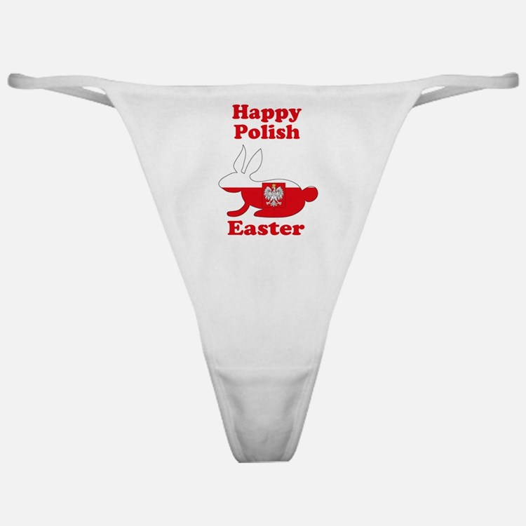 Polish Easter Classic Thong