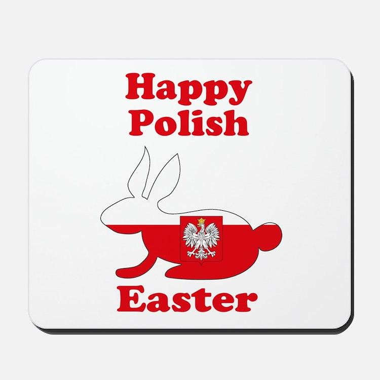 Polish Easter Mousepad
