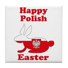 Polish Easter Tile Coaster