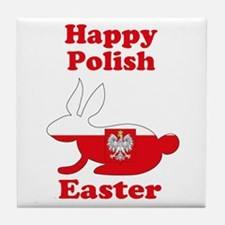 Polish Easter Tile Coaster