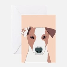 Jack Russell Terrier Greeting Cards