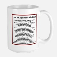 Apostolic Christian Mugs