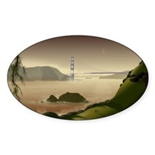 Golden Gate Decal