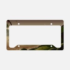 Golden Gate License Plate Holder