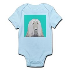 Afghan Hound Body Suit