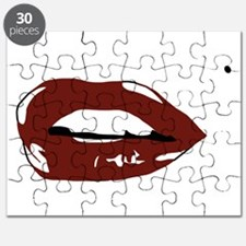Sexy Lips Puzzle
