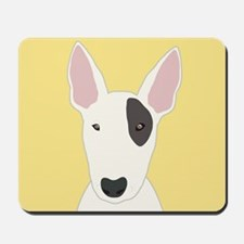 Bull Terrier Mousepad