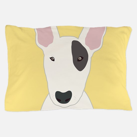 Bull Terrier Pillow Case