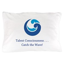 Talent Consciousness Global Wave Gifts Pillow Case