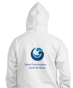 Talent Consciousness Global Wave Gifts Hoodie