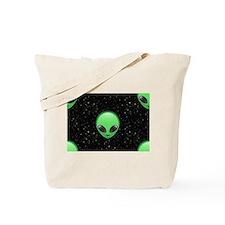 alien emojis Tote Bag