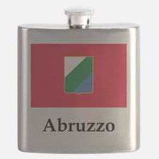 , Italy Flag Flask