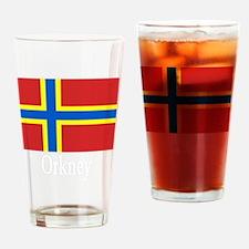 , England Flag Drinking Glass