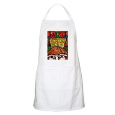 ART BRAIN (This is your brain on Art) Apron
