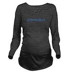 3-groomsman_TR.png Long Sleeve Maternity T-Shirt