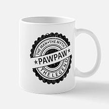 the man-the myth pawpaw Mugs