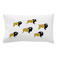 Colorado Buffalo Herd Pillow Case