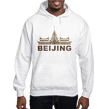 Vintage Beijing Temple Jumper Hoody