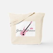 Guitar Princess Tote Bag
